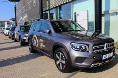 Uroczyste przekazanie samochodów Auto-Idea Mercedes-Benz